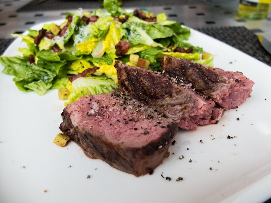 Gewitter oder Steak