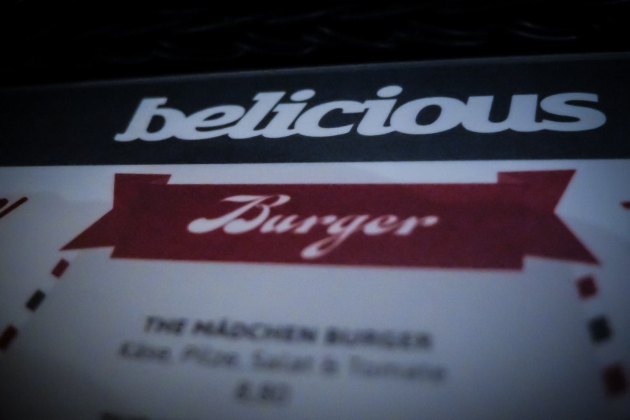 Burgertime in MUC