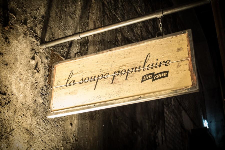 La Soupe Populaire by Tim Raue