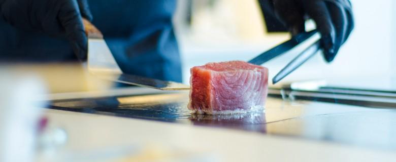 Sushi Teppan Yaki